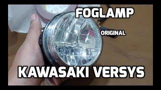 Piaa LED Fog lamp original Kawasaki Versys X 250 Lp530