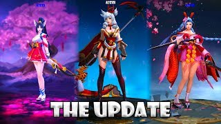 Mobile Legends VS Heroes Arena VS Arena of Valor ⚡️THE UPDATE⚡️