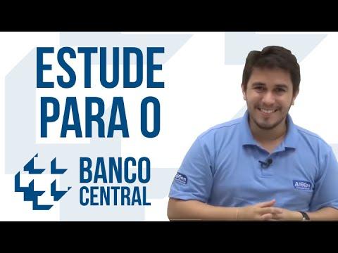 Banco Central - Concurso para 2016/2017 - AlfaCon Concursos Públicos