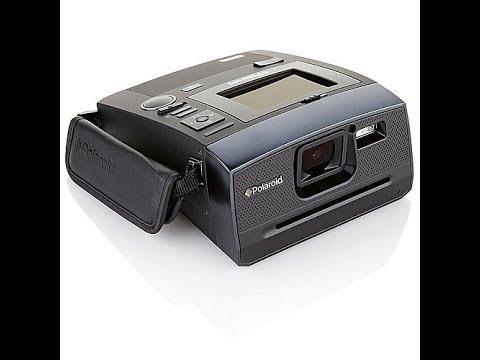 Polaroid Z340 Digital Instant 14MP Camera - YouTube