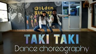 TAKI TAKI | DANCE CHOREOGRAPHY | Vivek | DJ SNAKE | SELENA GOMEZ,OZUNA,CARDI B