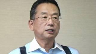 政策集団のぞみ定例会見8月11日.wmv