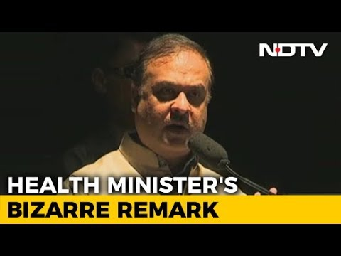 BJP's Himanta Sarma in Twitter War With P Chidambaram Over Cancer Remark