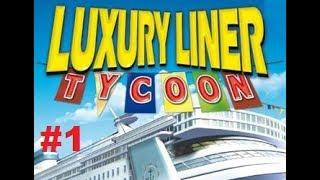 Luxury Liner Tycoon епизод 1-Моят кораб