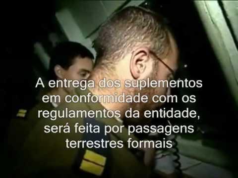 """Israel avisa """"humanitários"""" sobre o bloqueio -- Legendado Português"""