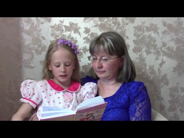 Изображение предпросмотра прочтения – ЕлизаветаИсакова читает произведение «Театральное представление» М.В.Лазаренской