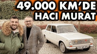 Bu Arabaya Neden Hacı Murat Deniliyor?  Tofaş Murat 124