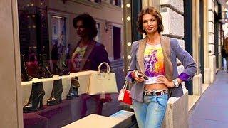 МОДА СТИЛЬ/ В РИМЕ на ШОППИНГЕ/ Персональный шоппер/ Модная Одежда (KatyaWORLD)