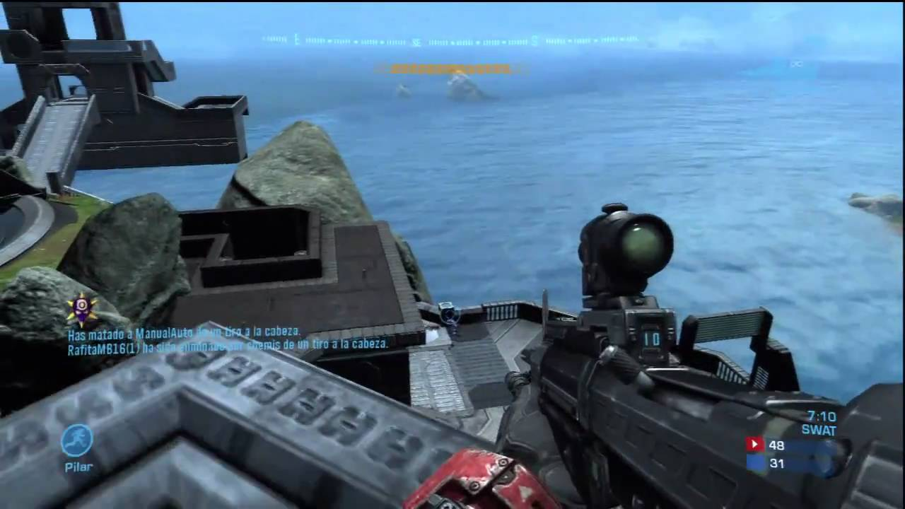 Halo reach matchmaking capture the flag — img 6