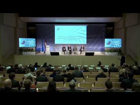 Plenary session 1 (continued): Conference on Strenghtening the European Audiovisual Media Market