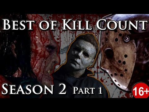 Brutal Horror Music Video - Kill Count Season 2 Part 1 Gory Compilation - Death Central