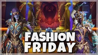 Fashion Friday + Double Missile Friday | GOOD MORNING AZEROTH | World of Warcraft Battle For Azeroth