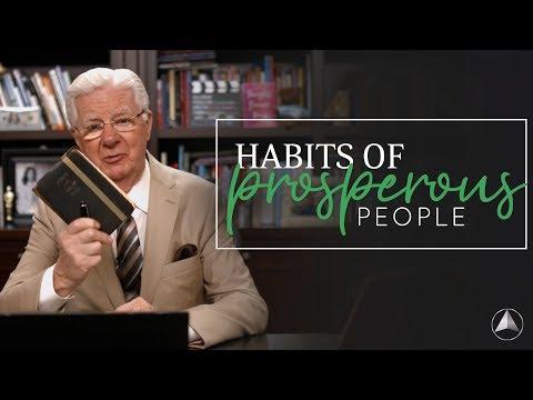 Prosperity Habits   Bob Proctor