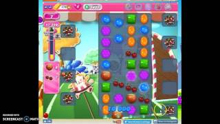 Candy Crush Level 1431 help w/audio tips, hints, tricks