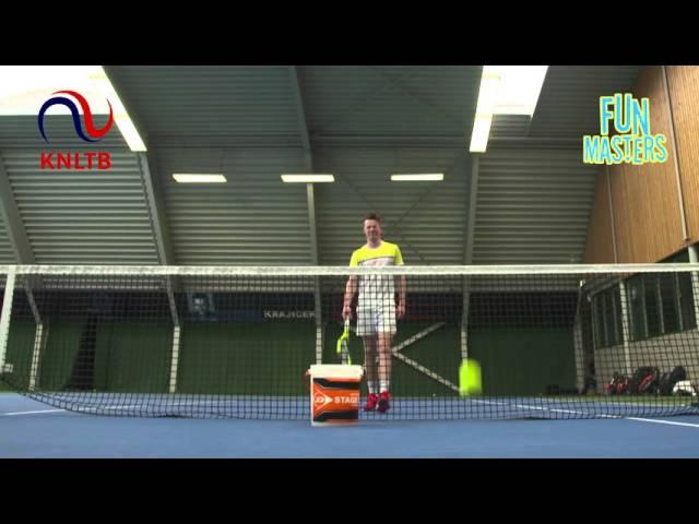 Funmasters: challenge trick shot