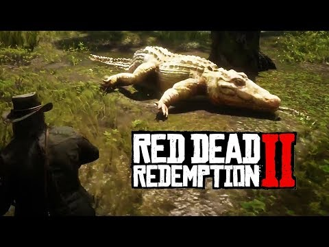 YouTube Bans Channel Feeding Feminist to Alligator in Red Dead Redemption 2, Restores After Backlash