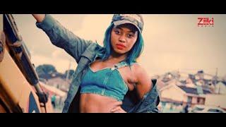 Babes Wodumo - Ganda Ganda ft Mampintsha and Madanon (Official Music Video)