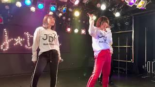 J☆Dee'Z (ジェイディーズ ) 「いますぐに会いたい」 広島セカンドクラッチ 2019.3.10 J☆Dee'Z Spring tour 2019〜Music Athletic!!!