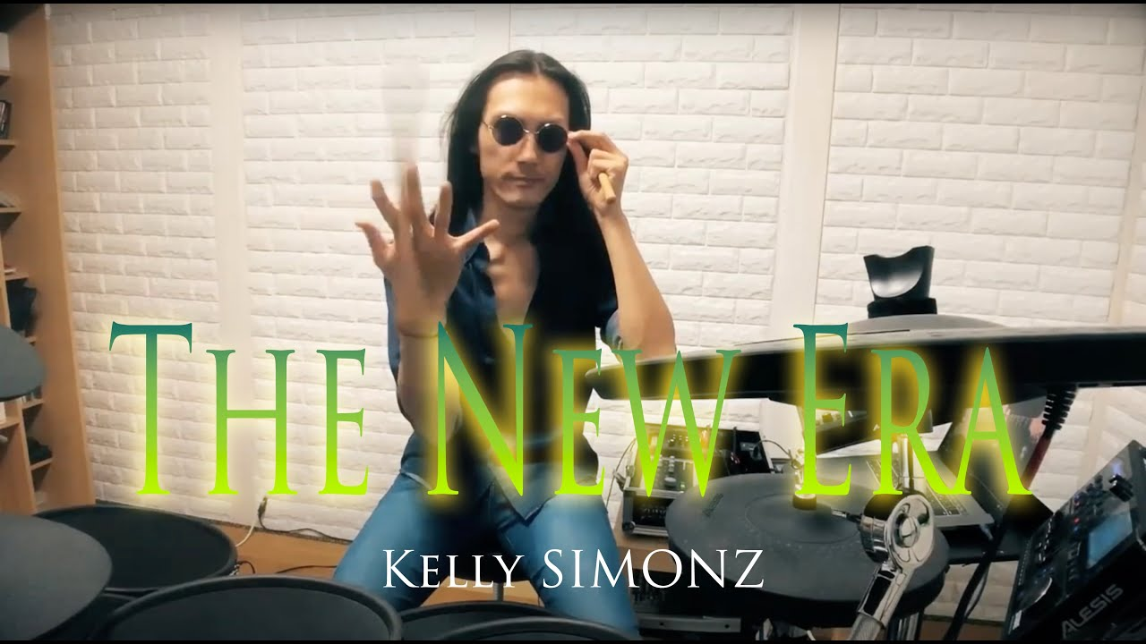 『The NEW ERA』Kelly SIMONZ