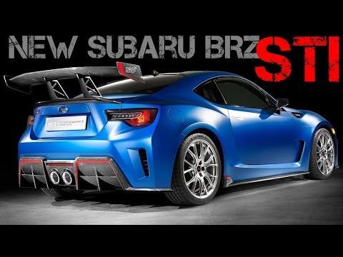 New Subaru Brz Sti 2015 Subaru Brz Sti Performance