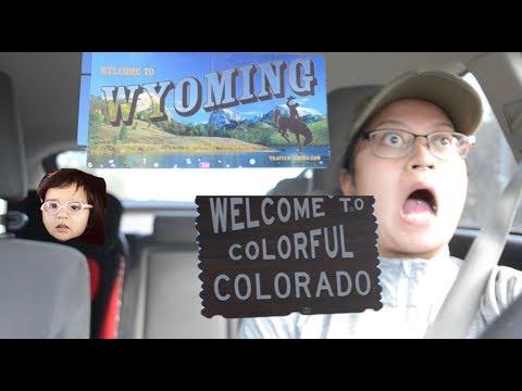 #4 Roadtrip to Wyoming!
