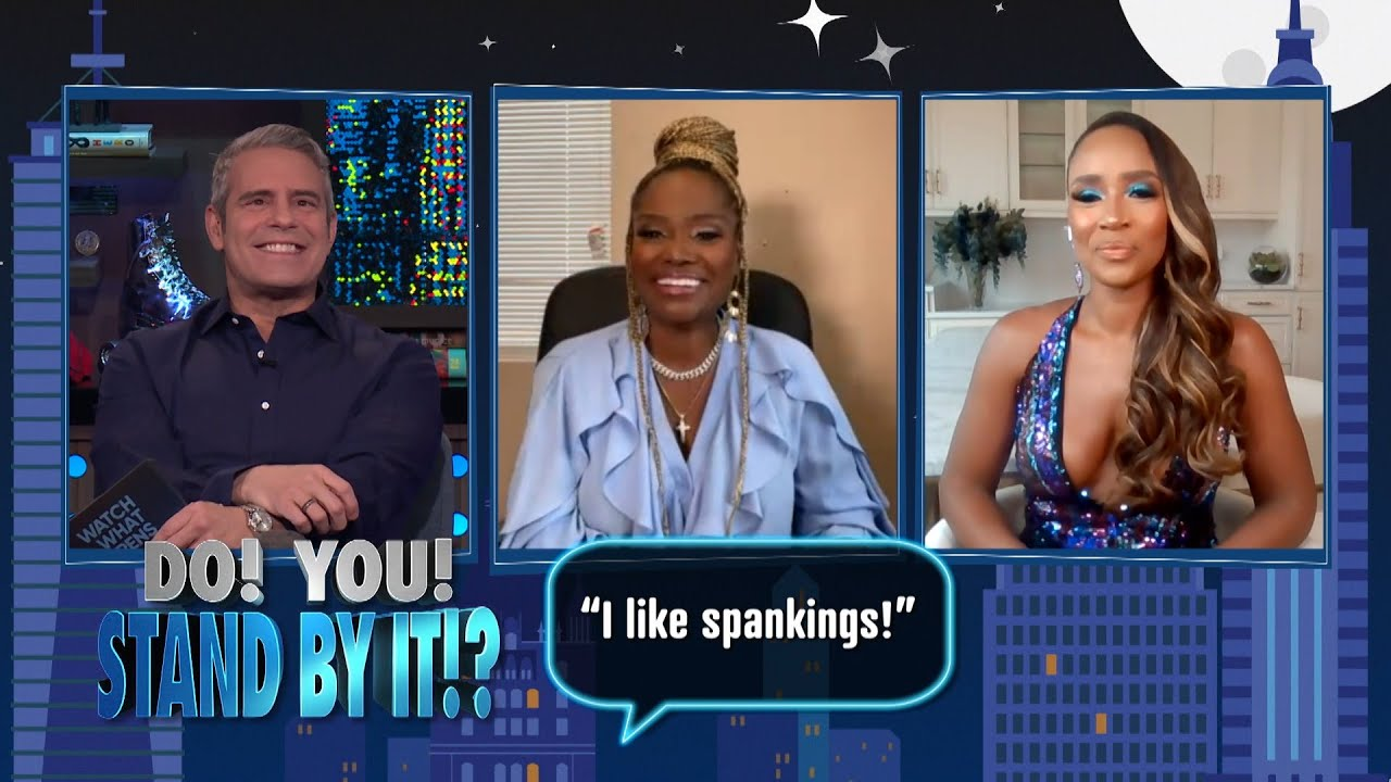 Does Dr. Heavenly Kimes Stand by Her Statements? | WWHL