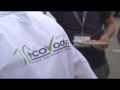 EcoVadis celebrates 10th anniversary in Brittany