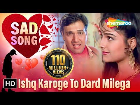 Ishq Karoge To Dard Milega - Govinda - Ayesha Julka - Ekka Raja Rani - Bollywood Songs {HD}