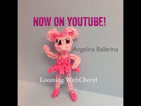 crochet ballerina doll   http://lomets.com   360x480