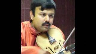 Raag  Kedar on Violin by Anurag Tagde-part 2