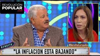 Tití Fernández destrozó a Vidal y Bullrich en canal 9