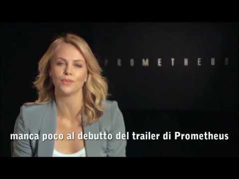 Prometheus – Charlize Theron presenta il Trailer del Film