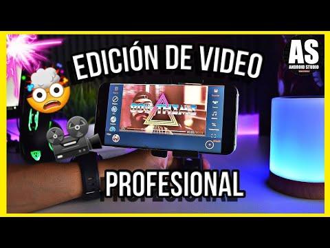 ⭐️Mejores Editores de Video Para ANDROID y iOS 2018 🎥  *Edita Como un PRO en tu Celular* 📽