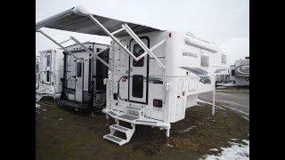 "2018 Northern Lite 8'11"" EX Dry Bath SE Truck Camper @ Camp-Out RV in Stratford"