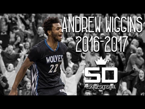 Andrew Wiggins Official 2016-2017 Season Highlights // 23.6 PPG, 4.0 RPG, 2.3 APG