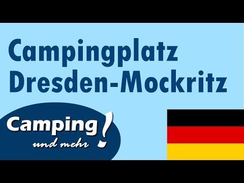 Campingplatz Dresden - Mockritz (Vorstellung)   Camping #1