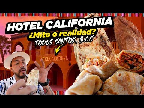 El DESAYUNO más FAMOSO de la Baja 🦐 LA GARITA 🏨 Hotel California en Todos Santos, BCS