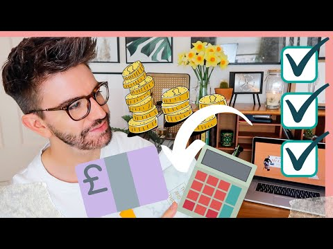 HOW TO SAVE MONEY! EASY WAYS TO SAVE CASH & ORGANISE YOUR FINANCES UK 2020 | AD | MR CARRINGTON