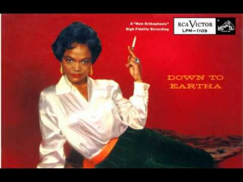 Eartha Kitt - Santa Baby (Original) HQ 1953 - YouTube