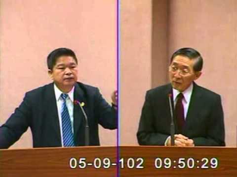 2013-05-09 蔡煌瑯 發言片段, 第8屆第3會期外交及國防委員會第23次全體委員會