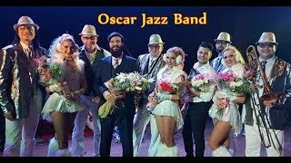 """Oscar Jazz Band"" & Sergey Dudinskii from Russia performed in Kolkata / 10.01.2019"