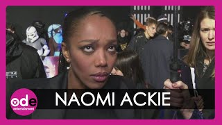 STAR WARS: Naomi Ackie is annoyed about the questions!