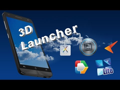 Top 5 Best Free 3D Launchers For Android Smartphones - UandBlog.com