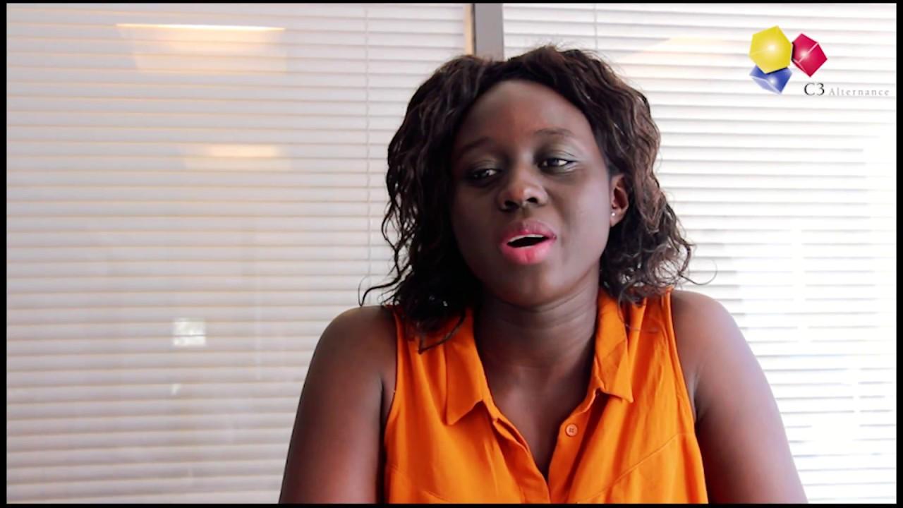 Session De Recrutement Monoprix Interview Coumba Diop Youtube