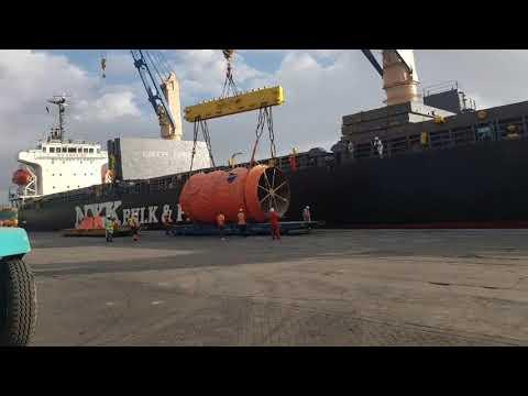 Direct  loading  at port of Dar es SALAAM Tanzania