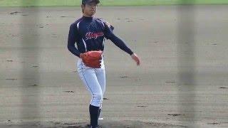 2016.5.7 徳山大・岡 直人投手