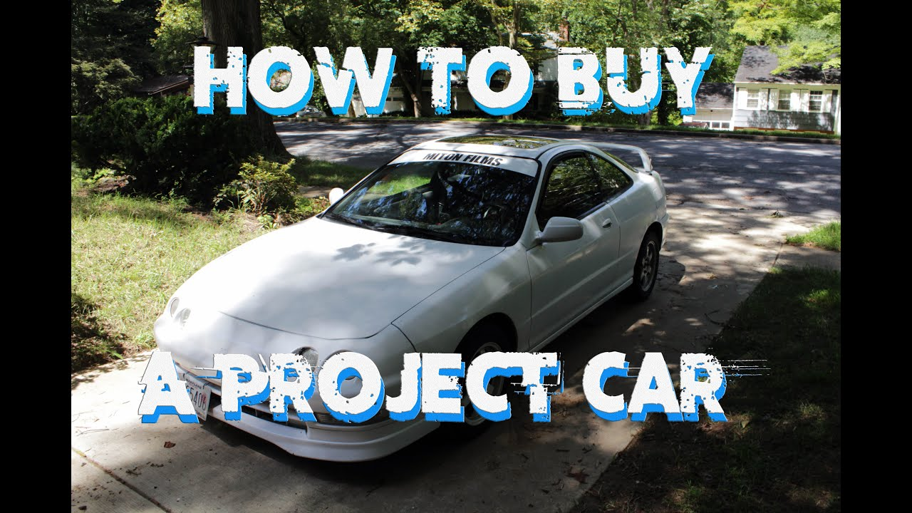 How To Buy A Project Car On Craigslist (For First Time Buyers)