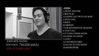 ジョン・健・ヌッツォ ジャズアルバム 「NUZZO JAZZ」 (商品番号:CVOV...