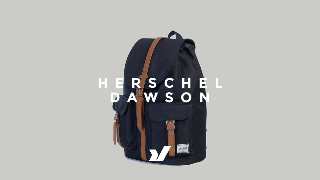 5cf5a67c7d The Herschel Dawson XS Women s Backpack - YouTube