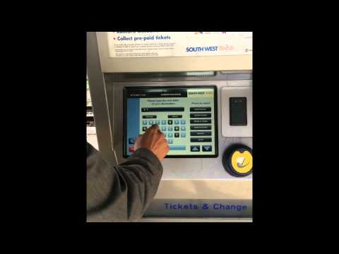 Andrew Edwards Buying Rail Tickets in the UK & Ireland (HD)